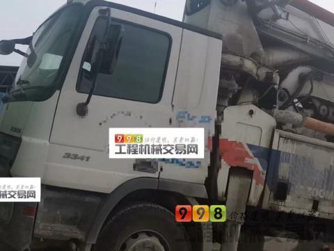 出售2012年中联奔驰47米