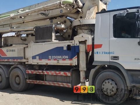 极品北方车转让11年出厂中联奔驰47米泵车(大排量双油泵 10多万方)