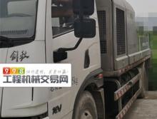 终端精品出售16年9月中联解放10018车载泵(国四)