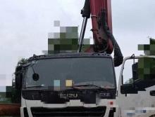精品出售12年三一五十铃46米泵车