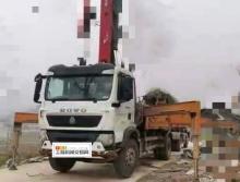 精品出售17年科尼乐37米泵车