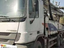 出售11年出厂中联奔驰38米泵车