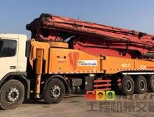 行业标配长泵出击‼️2014年底出厂三一沃尓沃62米泵车