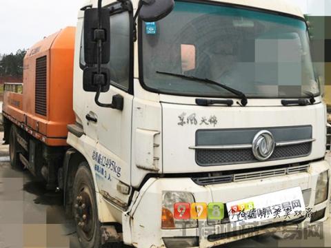车主精品转让14年出厂中联9014车载泵(国四 一手车 6万方)