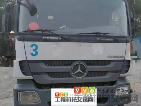 转让精品2013年三一奔驰56米泵车
