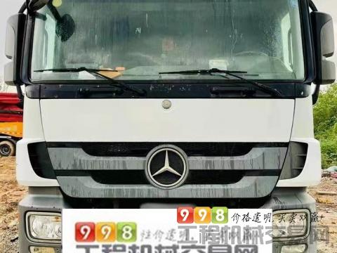 精品出售18年三一奔驰56米泵车(国五可配合分期)