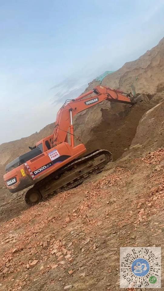 转让斗山2014年300-7大挖