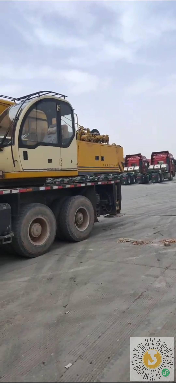 转让柳工2008年35吨吊车