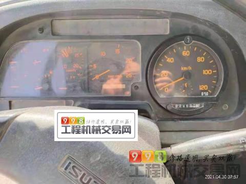 精品出售13年三一五十铃46米泵车(西北血统)