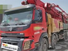 准新车转让2020年三一沃尔沃62米泵车(国五 免息月供4.75万  4万方 )
