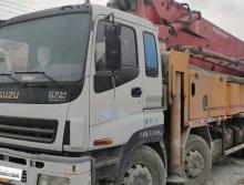 车主出售10年出厂大象五十铃42米泵车