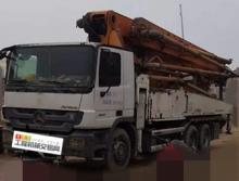 精品出售13年出厂中联奔驰47米泵车(一手车+双油泵大排量)