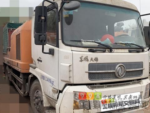 极品出售13年出厂中联10018车载泵(高品质+车况包满意)