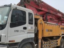极品出售14年徐工五十铃49米泵车(北方车价高)
