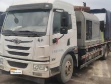 终端直售19年出厂中联10022车载泵(国五几百小时)
