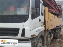 原北方车转让11年出厂三一五十铃52米泵车(6节臂 极品车况)