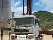 精品出售16年农建33米泵车