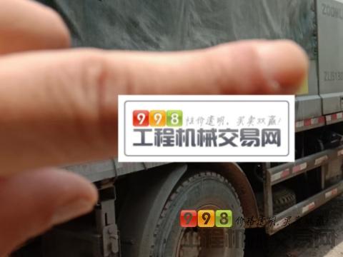 精品出售17年中联10018车载泵