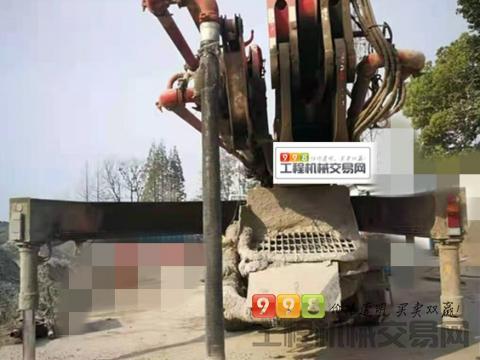 精品转让14年三一沃尔沃62米泵车(车况非常好  缺个沐浴)