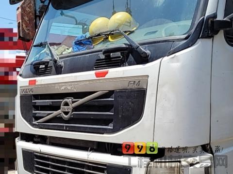 出售2013年出厂三一沃尔沃56米泵车(C8系列)