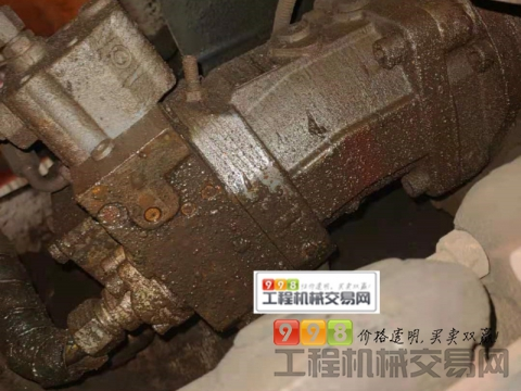 车主精品出售12年出厂中联奔驰56米泵车(实表4万公里)