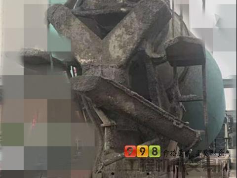 精品转让13年福田欧曼大14方搅拌车(经典3桥车 可拉16方)