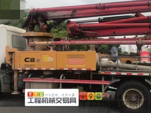精品出售18差一个月三一30米泵车(国五)