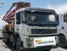出售11年三一沃尔沃37米泵车