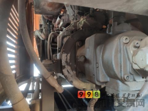 精品转让13年6月出厂中联10018车载泵
