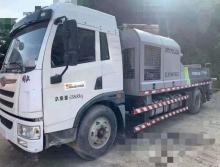 车主出售19年出厂中联10022车载泵(精品国五)