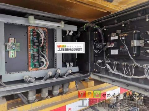 精品出售18年出厂三一37米泵车(国五3万方)