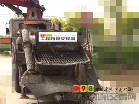 精品出售13年出厂三一21米泵车