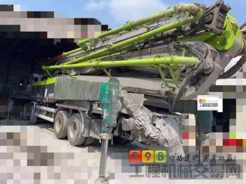 精品出售20年中联汕德卡62米泵车(国六准新车全国飞)