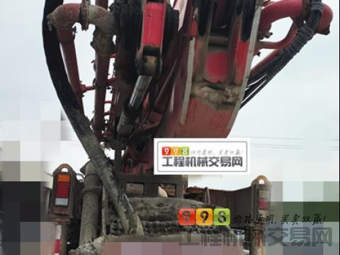 精品转让11年出厂三一五十铃46米泵车(原版原况 19万方)