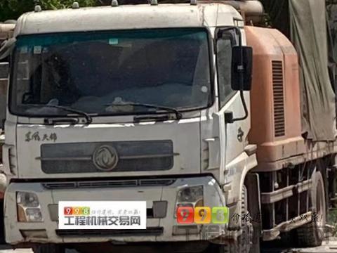 终端出售2013年出厂中联10018车载泵(挑战全网最低价)