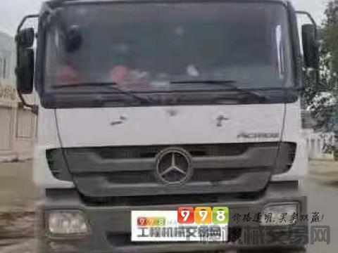 终端出售2013年11月徐工奔驰叉腿52米