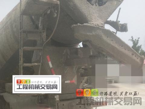 精品出售14年出厂宇通豪沃大18方搅拌车(国四 可拉20方)