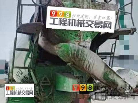 2019年9月中集凌宇15方搅拌车(国五排放)