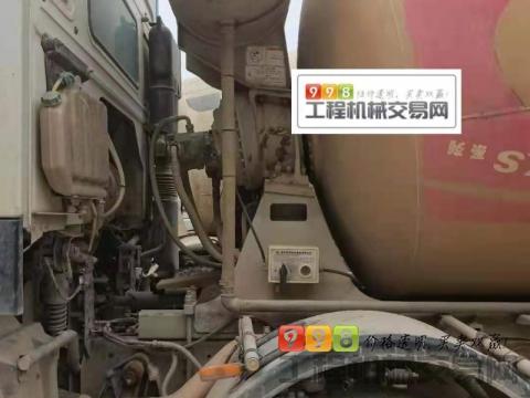 出售17年8月豪沃徐工20方搅拌车(国五)