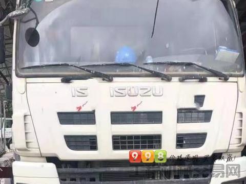 出售2017年出厂三一五十铃49米(国五三桥C8系列)