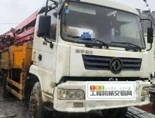 裸车出售14年九合25米泵车(一万方  200缸  轻松回本)
