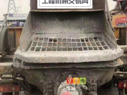 精品出售13年底徐工东风10015车载泵