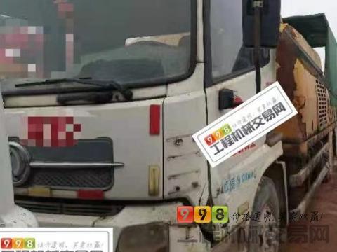 车主出售13年徐工东风9014车载泵