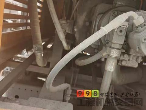 精品出售13年5月出厂中联10018车载泵