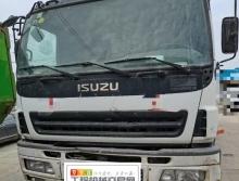 出售2012年出厂中联五十铃47米泵车