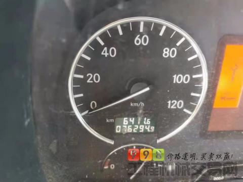 极品北方12年三一奔驰56米泵车(原法务车6节臂)