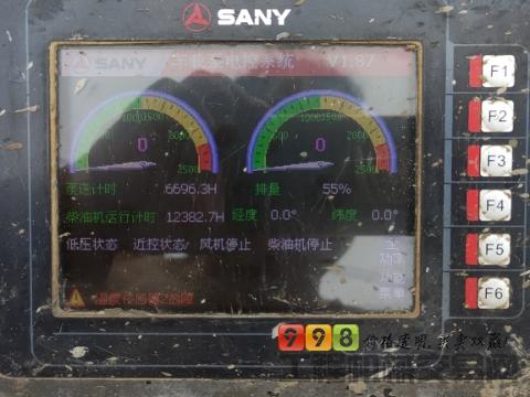 极品东北一手车出售2010年三一东风9018车载泵(正宗东北一手车,带盖盖)