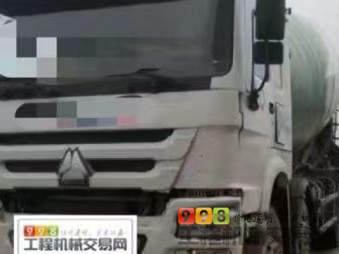 出售14年三一豪沃大18方搅拌车(国四)