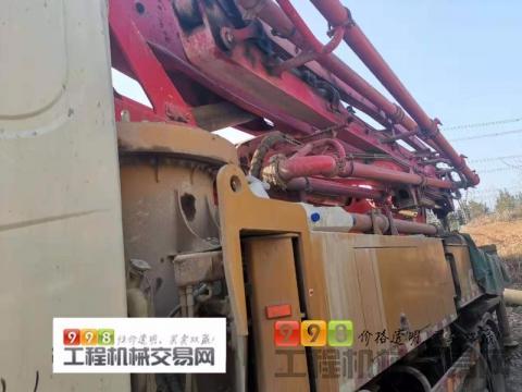 精品出售18年出厂三一37米泵车(国五)