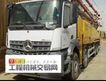 精品出售20年12月徐工奔驰62米泵车(一方未打可开票)
